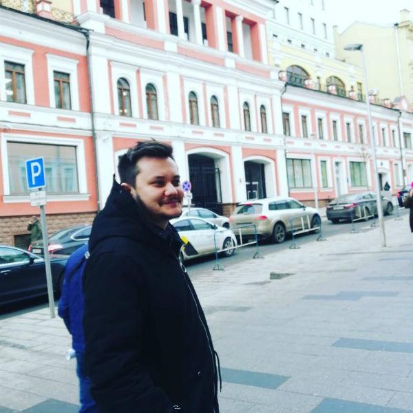 Тимофей Руденко выпустил книгу