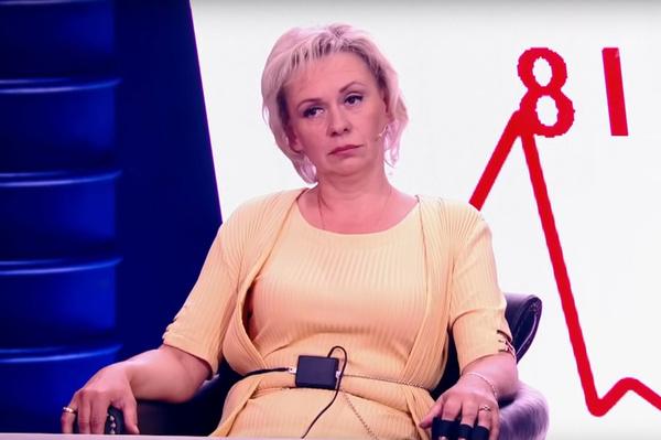 Племянница Александра Пороховщикова Наталья