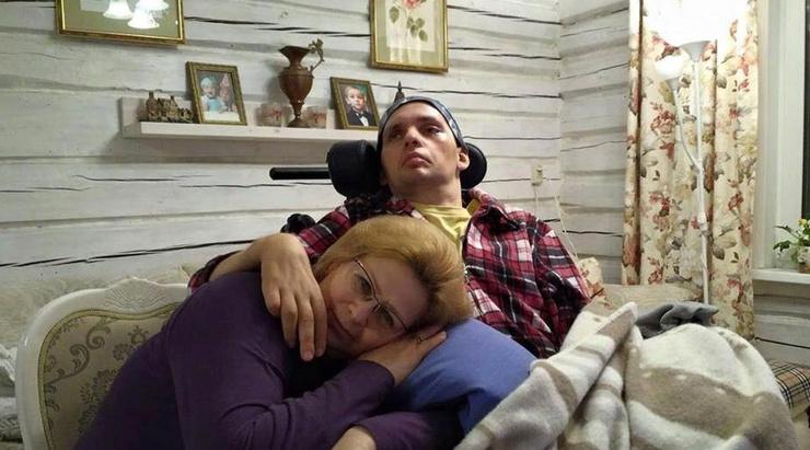 Теперь Ольга Андреевна полностью посвящает себя заботе о сыне.
