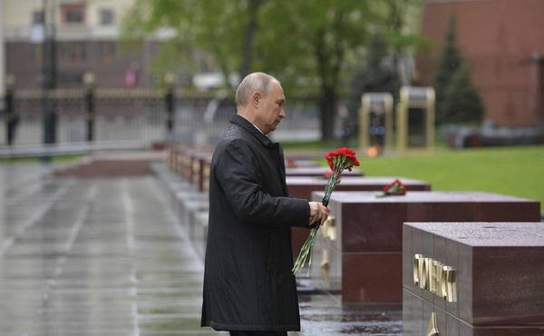 Статья Владимира Путина о Второй Мировой войне: главное