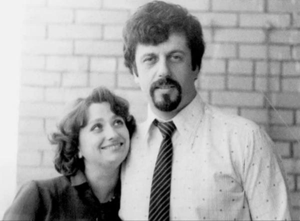 Со второй женой артист прожил в браке 12 лет