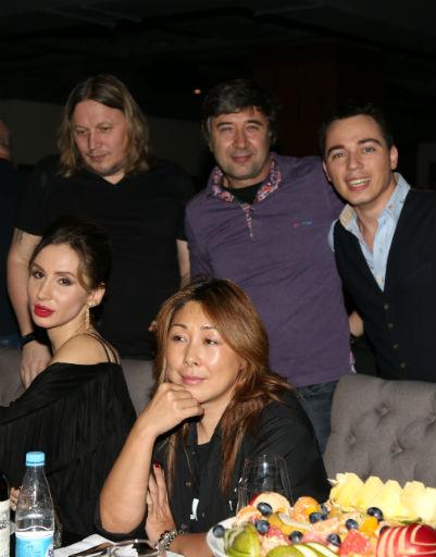 Родион Газманов с друзьями
