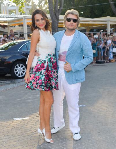 Николай Басков с любимой девушкой Софией