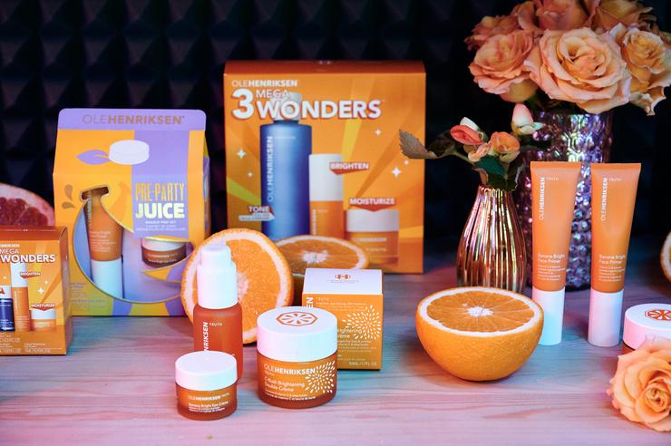 У каждого продукта удобная и красочная упаковка, вдохновленная скандинавским стилем.