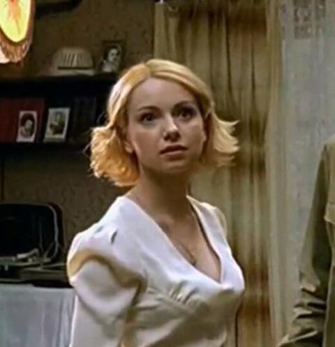 Ольга Будина в сериале «Граница. Таежный роман»