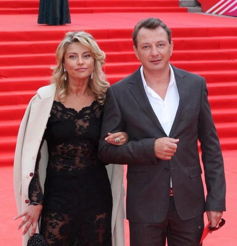Екатерина Архарова была замужем за Маратом Башаровым
