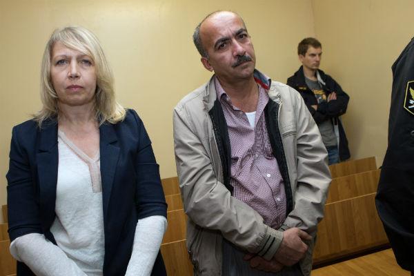 Лариса Кусакина и Ахмед Байрамов смогли урегулировать конфликт благодаря Наталье Водяновой