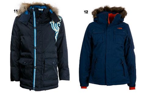 Куртка Bosco и куртка The North Face