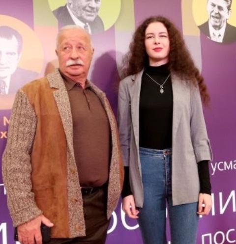 Леонид и Варвара Якубовичи