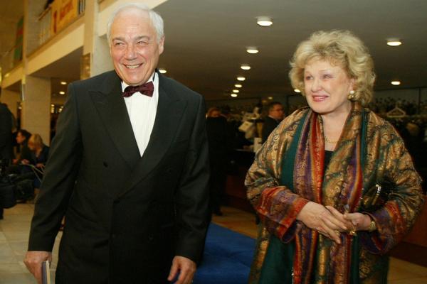 Дружба Познера с Екатериной Орловой вылилась в брак