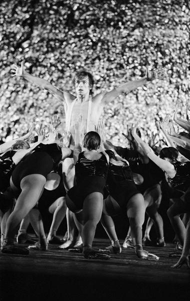 Талантливого танцовщика ждал оглушительный триумф