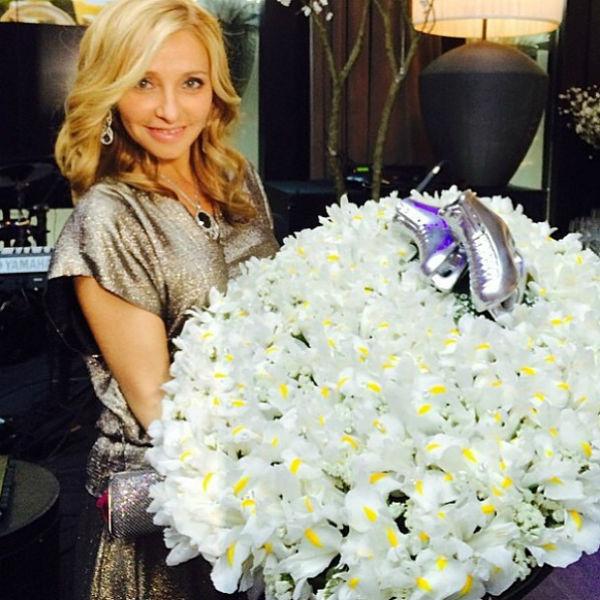 Татьяна Навка рассказала о предстоящей свадьбе