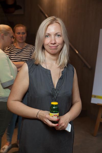 Анна Бурашова, главный редактор Marie Claire