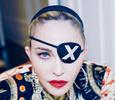 Рыцарские доспехи, пиратская повязка со стразами и специальный лифт: детали выступления Мадонны в финале «Евровидения»