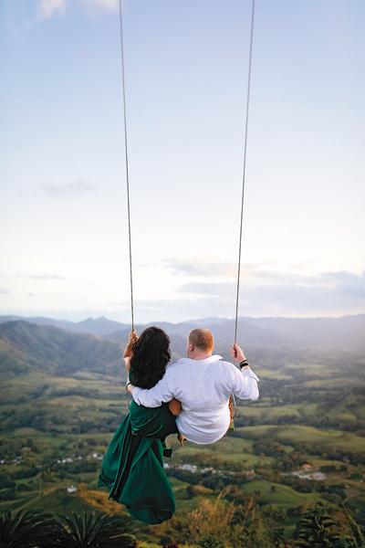 ...свадебное путешествие прошло в Доминиканской Республике