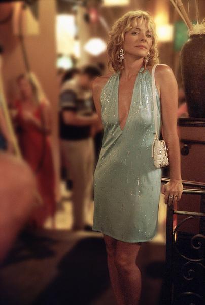 Саманта всегда была одним из самых популярных персонажей сериала