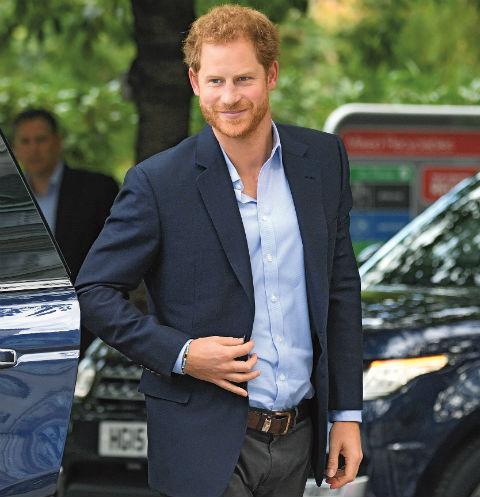 Принцу Гарри могут запретить жениться на возлюбленной