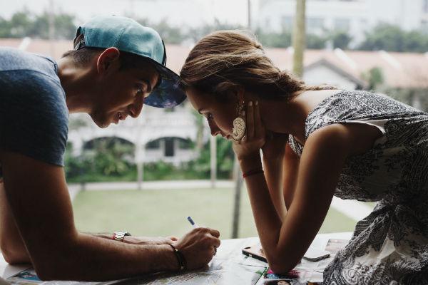Супруги все решения принимают вместе