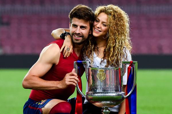 Жерар является защитником клуба «Барселона»