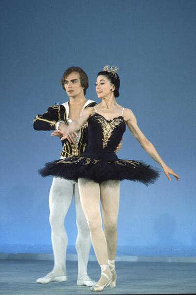 Рудольф Нуреев и Марго Фонтейн танцевали вместе более 15 лет