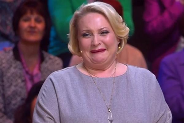 Новости: Светлана Пермякова расплакалась на съемках «Модного приговора» – фото №4