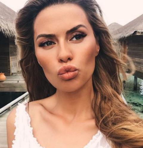 Виктория Боня наслаждается «безбашенными» отношениями с бойфрендом