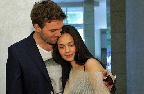 Андрей Искорнев и Ирина Скорикова