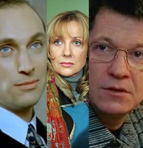Дмитрий Нагиев, Елена Яковлева, Андрей Ильин
