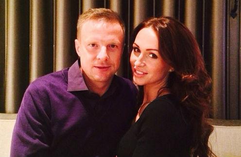 Вячеслав Малафеев и Екатерина Малафеева