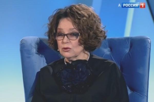 Лариса Голубкина стала второй женой Андрея Миронова