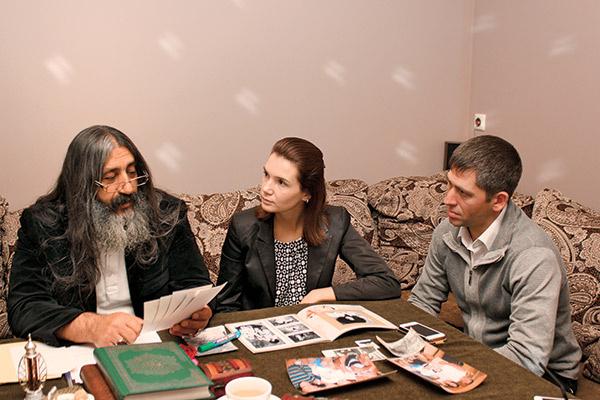 Мохсен  заверил семью  Почепцовых: «С  моими амулетами  вы можете  больше не  бояться сглаза»