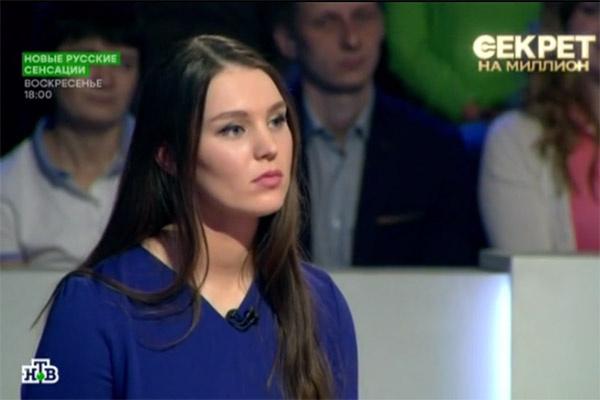 Марфа Миловидова пришла на программу поддержать крестного отца
