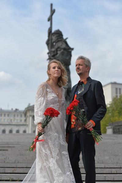 Новости: Ксения Собчак и Константин Богомолов поженились. ФОТО – фото №11