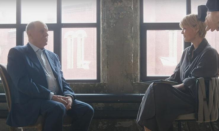 Свое последнее интервью Меньшов дал дочери в конце апреля