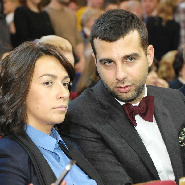 иван ургант с женой свадьба фото брали поле боя