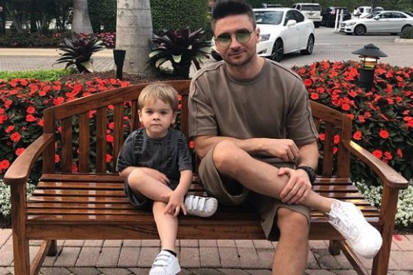 Сергей Лазарев не возьмет сына на конкурс