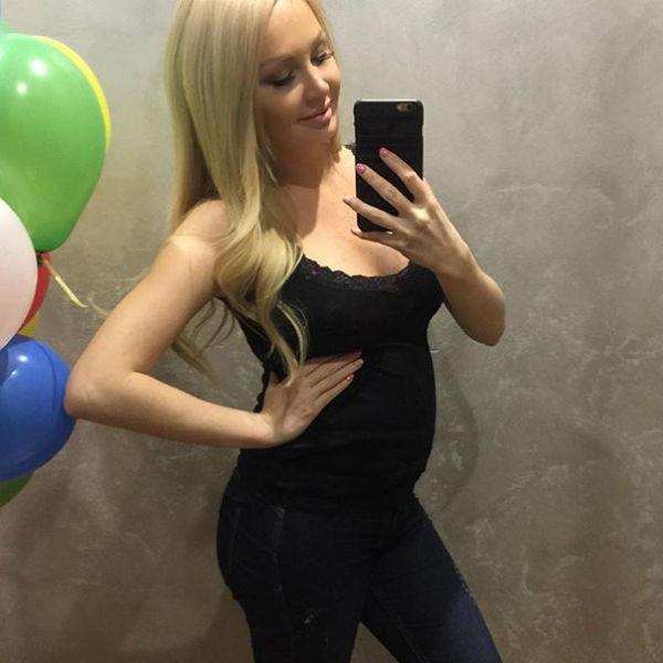 Дарья наслаждается периодом ожидания малыша