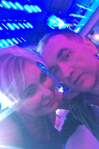 Юлия Шилова с супругом