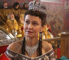 Ингеборга Дапкунайте преобразилась в императрицу