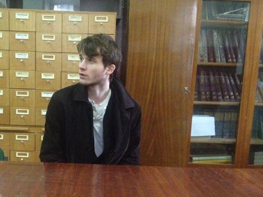 Максим Шавкин родился в 1987 году