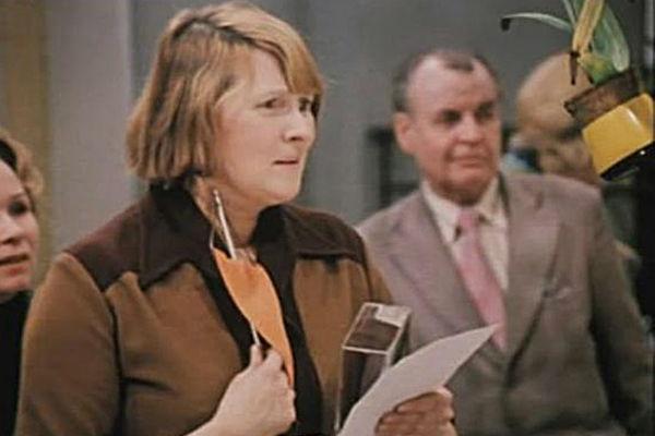 Актриса запомнилась зрителям яркими ролями в картинах советских режиссеров