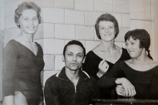 Ренальд Кныш считал спортивную гимнастику делом всей жизни