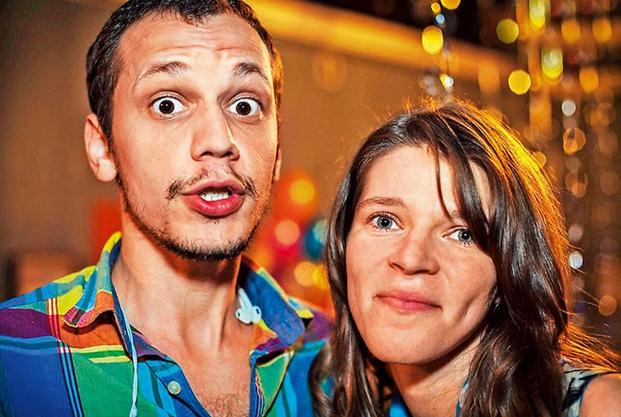 Сергей стал дизайнером и художником, а Соня — создает кино и занимается благотворительностью