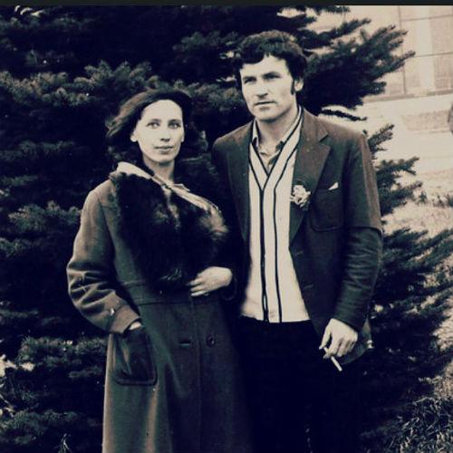 Нина Дмитриевна и Николай Михайлович Белан