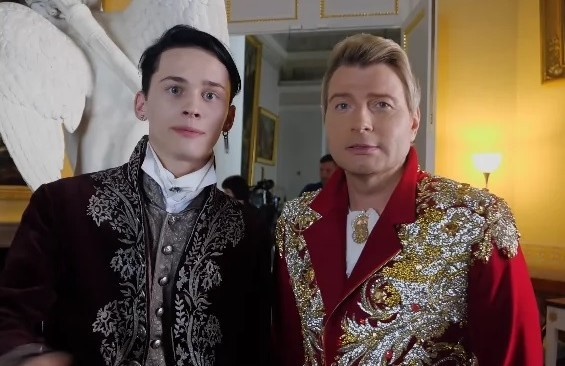 Даня Милохин и Николай Басков