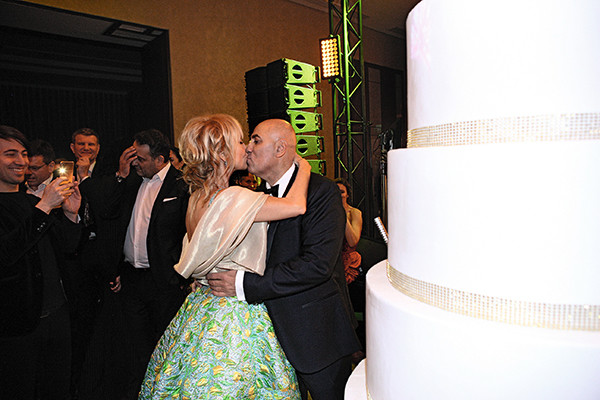 Певица и продюсер счастливы в браке уже 15 лет