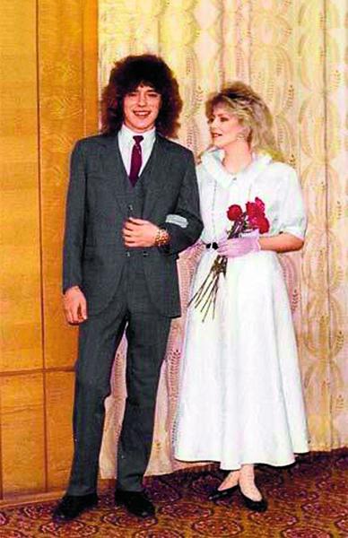 Брак с Женей Белоусовым продлился десять дней