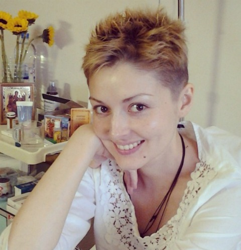Юлия Латышева нашла спасение в занятиях Павла Воли