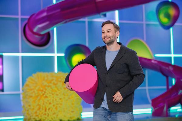 Первые кадры со съемок нового шоу Дмитрия Шепелева