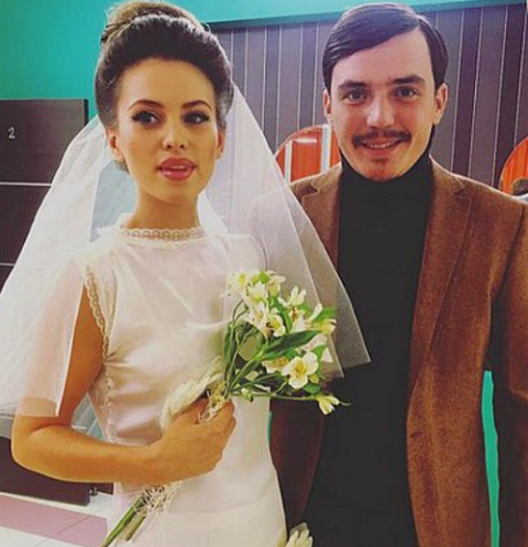 Евгений Кузин и Александра Артемова